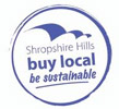 Shropshire Hills Buy Local Be Sustainable