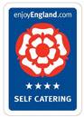 4 star self-catering accommodation