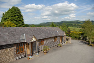 Holiday cottages in Craven Arms Shropshire