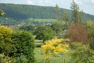 Self-catering Shropshire Views